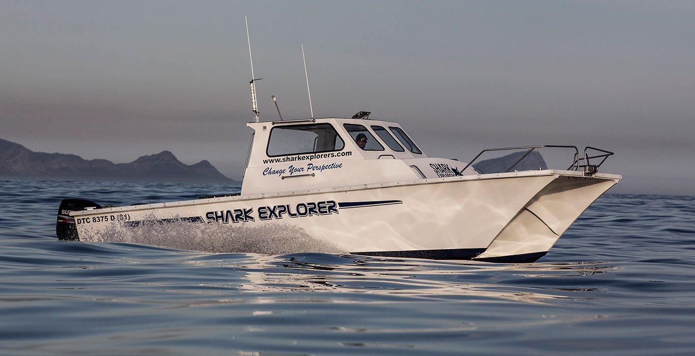 Shark Explorers Fleet - Shark Explorer