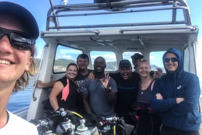 Cape Town Inshore Diving