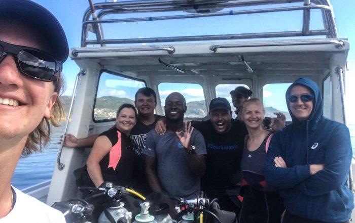 Cape Town Inshore Diving