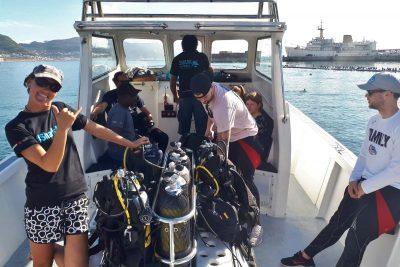 Wacky Wednesday Inshore Diving